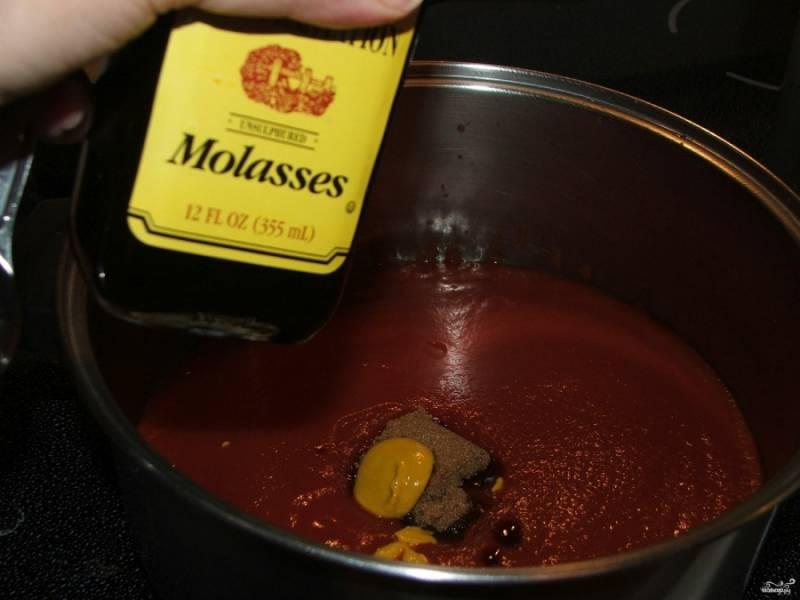 Консервированная фасоль в томатном соусе - пошаговый рецепт