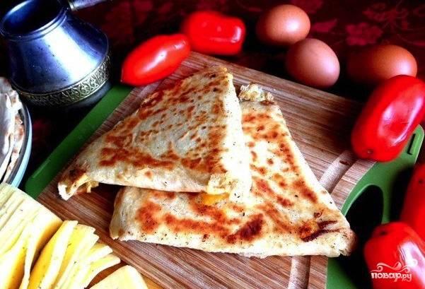 Ека (абхазское блюдо) - пошаговый рецепт