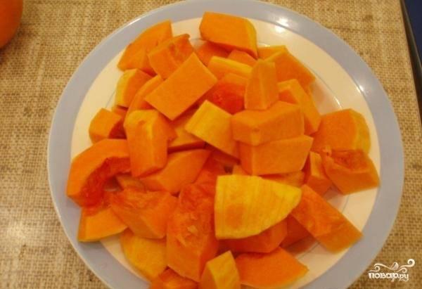 Кисель из тыквы - пошаговый рецепт