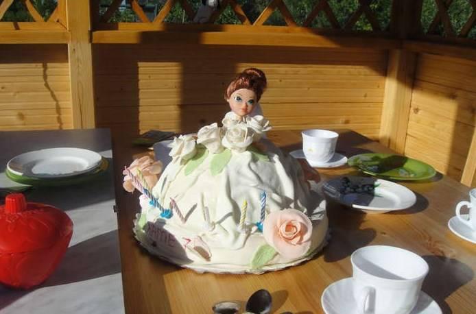 Торт - Принцесса - пошаговый рецепт с фото на