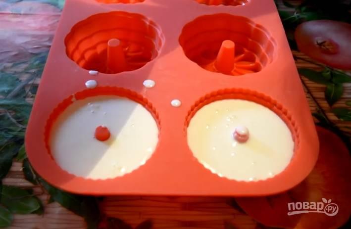 Молочно-творожное желе - Катруся - пошаговый рецепт