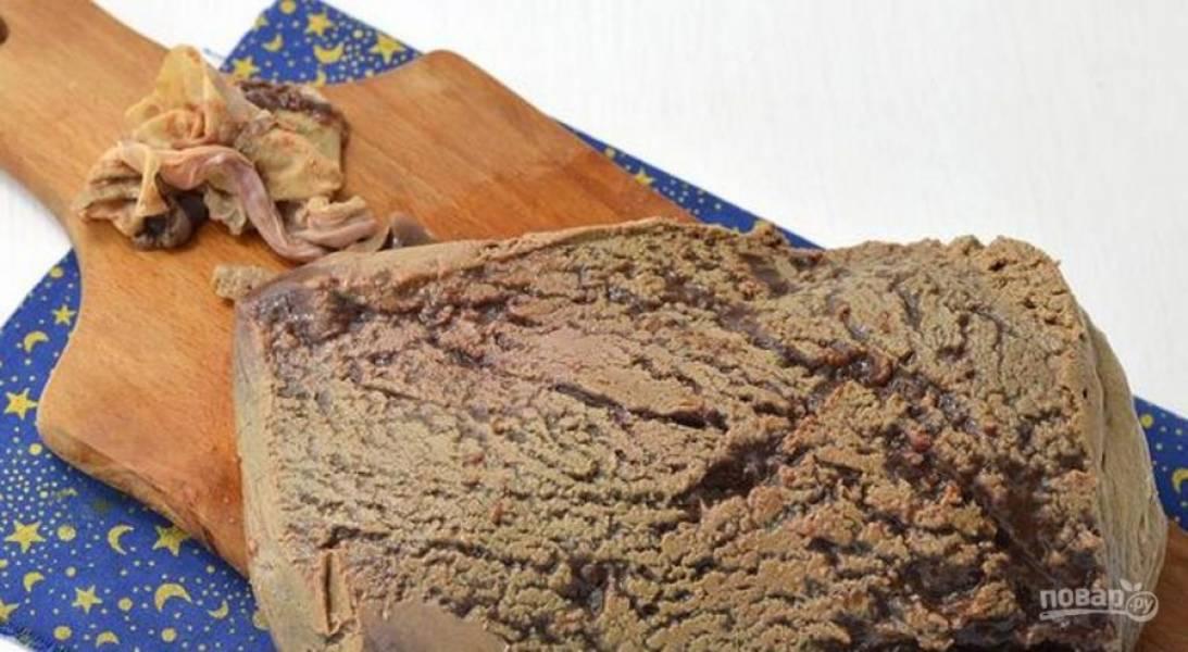 Вареная говяжья печень - пошаговый рецепт