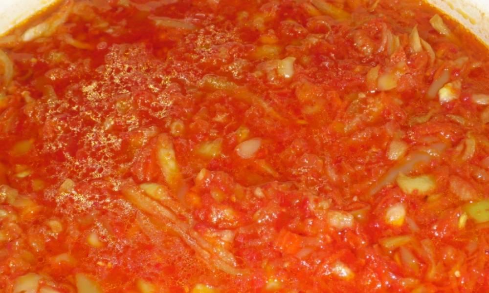 Лечо с морковкой и луком на зиму - пошаговый рецепт