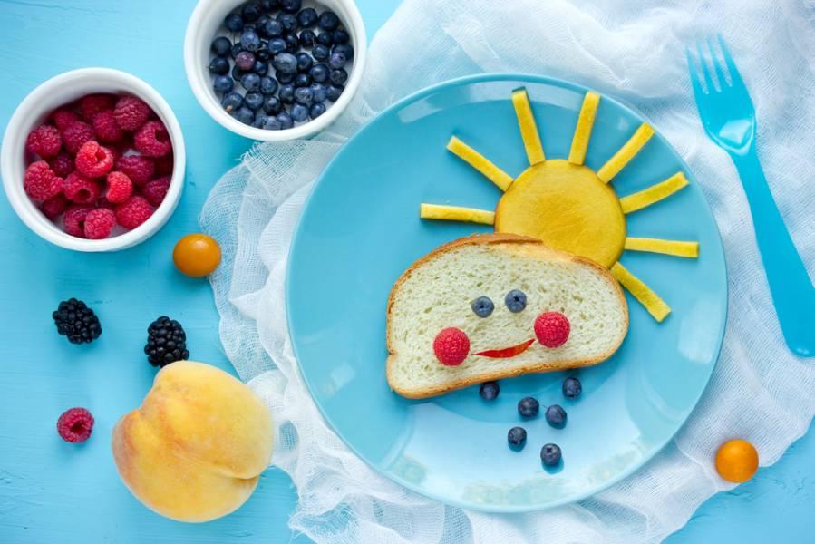 Как заставить ребенка кушать: креативная подача блюд