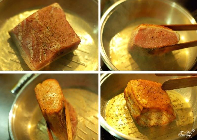 Корейка запеченная - пошаговый рецепт