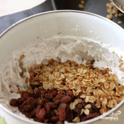 Овсяные талеры - пошаговый рецепт