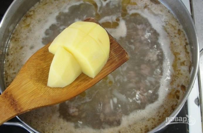 Быстрый супчик - пошаговый рецепт