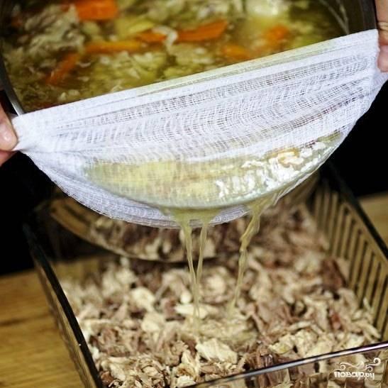 Студень - пошаговый рецепт с фото на