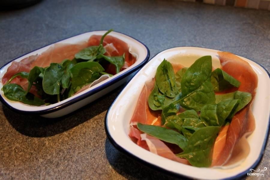 Яйца по-флорентийски - пошаговый рецепт