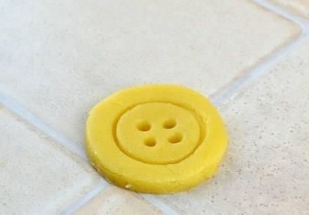 Печенье - Пуговицы - пошаговый рецепт с фото на