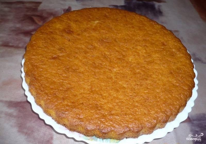 Морковный пирог постный - пошаговый рецепт