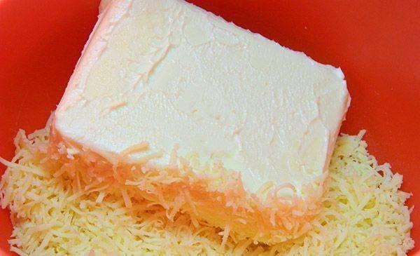 Печенье с сыром - пошаговый рецепт