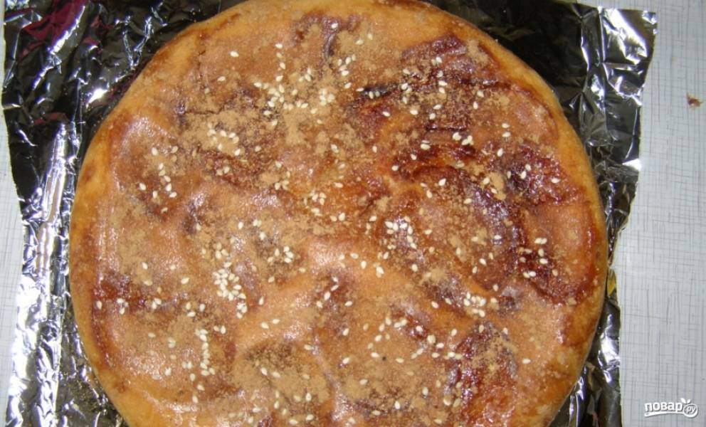 Цветаевская шарлотка с яблоками - пошаговый рецепт с фото на