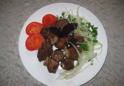 Вкусный шашлык из баранины - пошаговый рецепт
