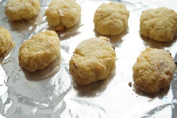 Котлеты капустные диетические - пошаговый рецепт