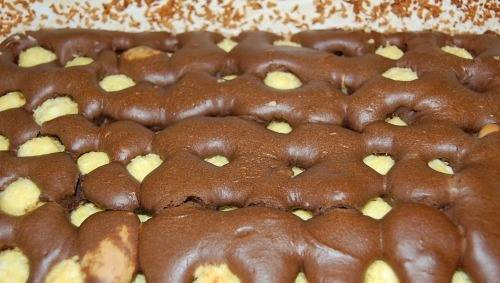 Торт - Утренняя роса - пошаговый рецепт с фото на