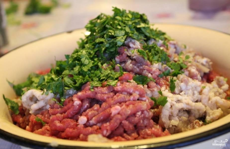Люля-кебаб на углях - пошаговый рецепт