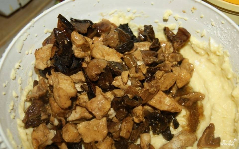 Картофельные маффины - пошаговый рецепт