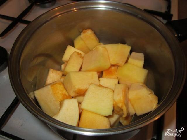 Тыквенный пирог с медом - пошаговый рецепт с фото на