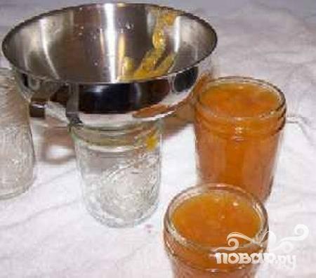 Абрикосовый джем - пошаговый рецепт с фото на