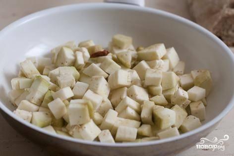 Котлеты из баклажанов - пошаговый рецепт