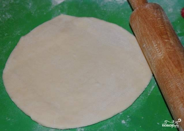 Лепешки на скорую руку - пошаговый рецепт с фото на