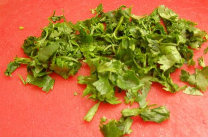 Салат с помидорами и кинзой - пошаговый рецепт с фото на