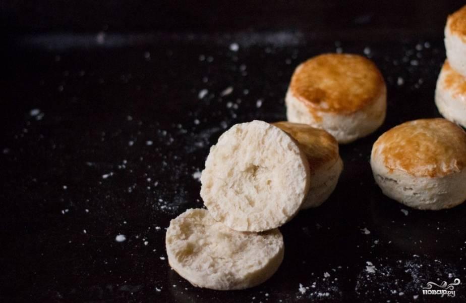 Булочки к завтраку - пошаговый рецепт