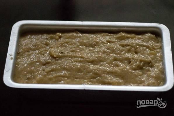 Банановый пирог без яиц - пошаговый рецепт