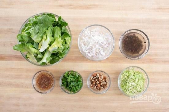 Салат из грудок курицы - пошаговый рецепт