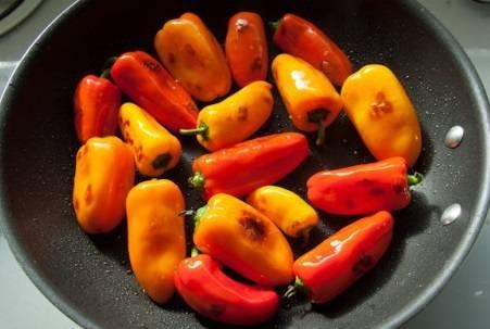 Маринованный перец без закатки - пошаговый рецепт с фото на
