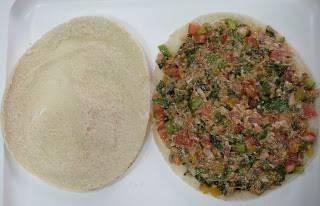 Пита с начинкой из овощей - пошаговый рецепт с фото на