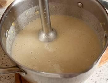 Грибной суп со сметаной - пошаговый рецепт с фото на