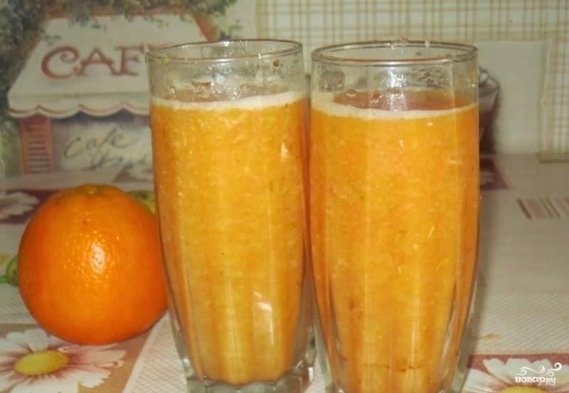 Смузи из грейпфрута для похудения