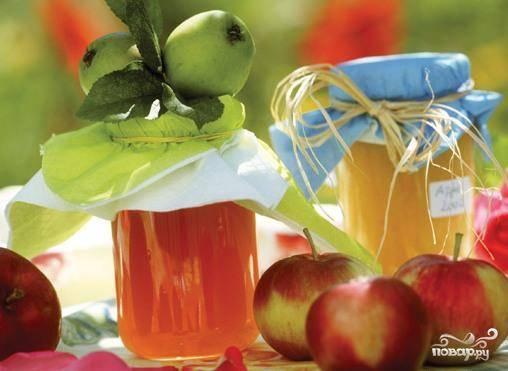 Варенье из яблок (киевское)