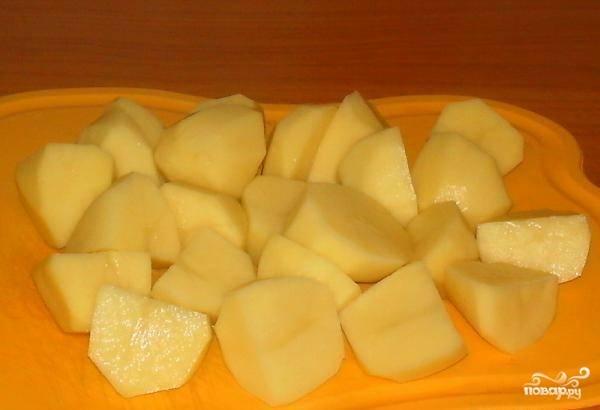 Шурпа со свининой - пошаговый рецепт