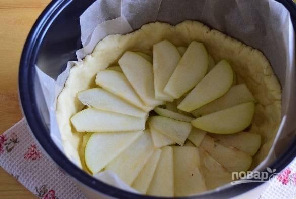 Цветаевский пирог - в мультиварке - пошаговый рецепт с фото на