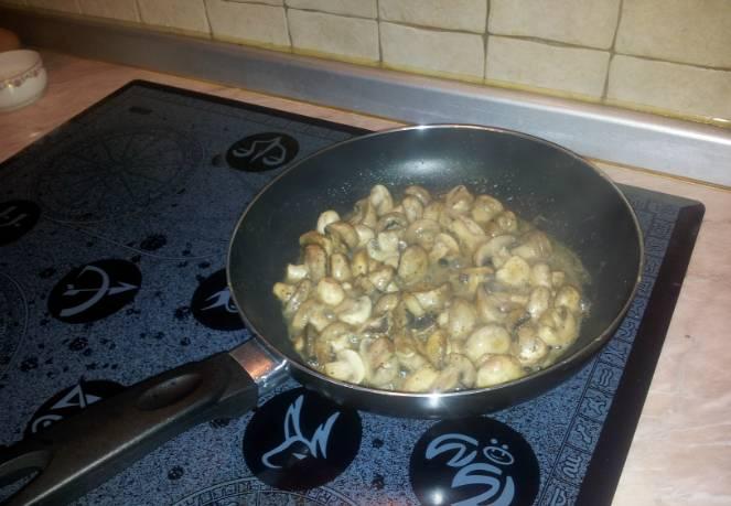 Щука, фаршированная грибами - пошаговый рецепт