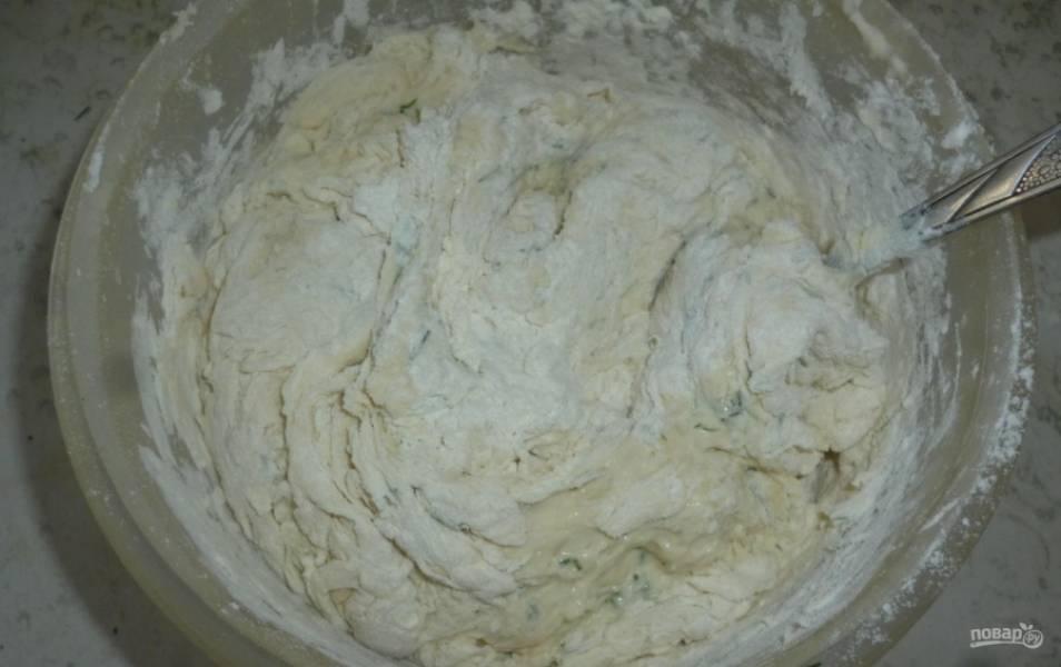 Лепешки из дрожжевого теста на сковороде - пошаговый рецепт с фото на