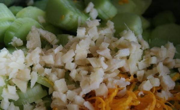 Варенье из зеленых яблок - пошаговый рецепт с фото на