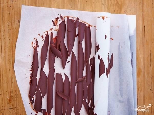 Торт - Шварцвальдская вишня - пошаговый рецепт с фото на