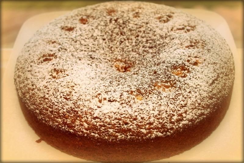 Ореховый торт - пошаговый рецепт