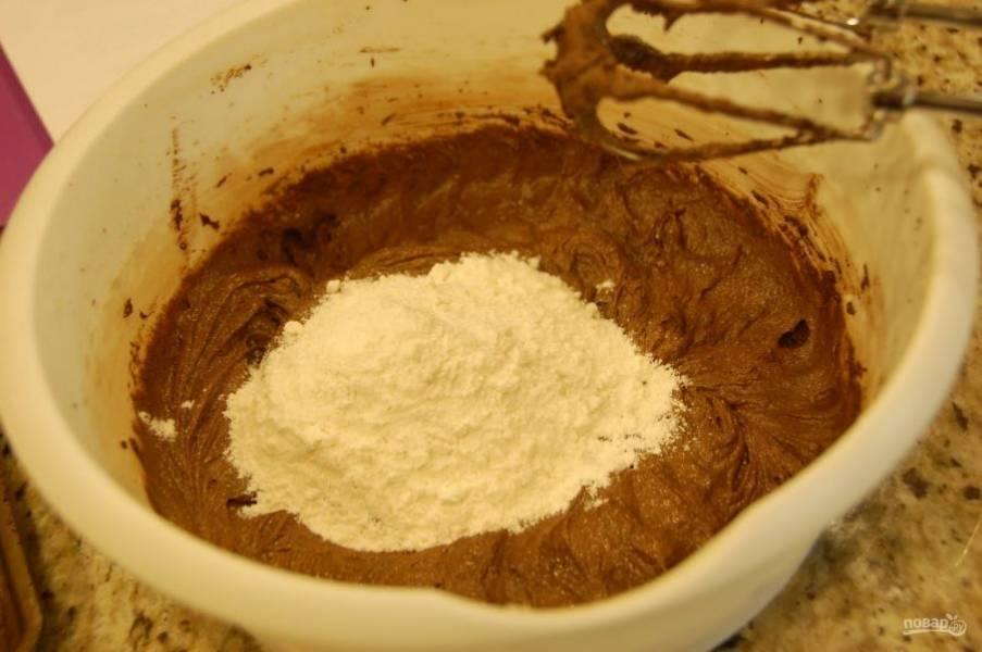 Очень шоколадный торт - пошаговый рецепт