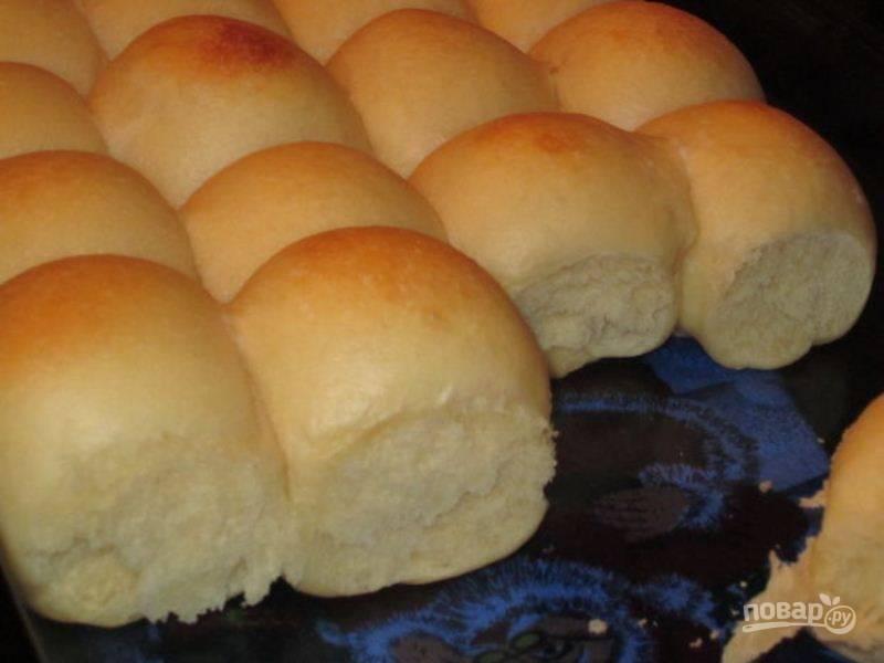 Пышное тесто для пирожков