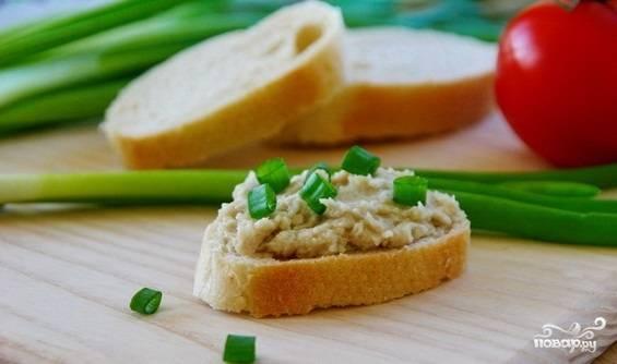 Селедка с плавленым сыром