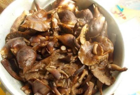 Икра из грибов на зиму - пошаговый рецепт с фото на