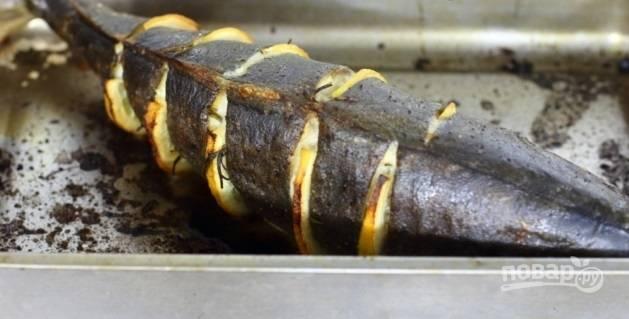 Желтохвостый тунец в духовке - пошаговый рецепт с фото на