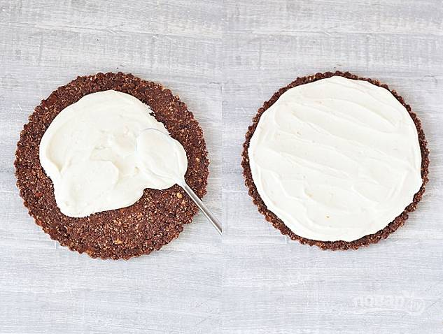 Простой фруктовый десерт - пошаговый рецепт с фото на