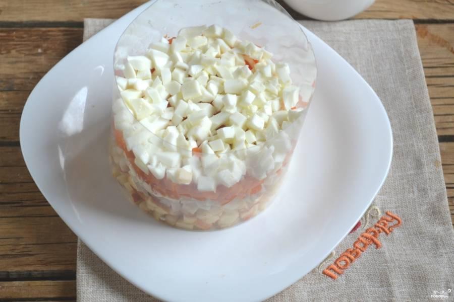 рецепты салат с фото адмирал