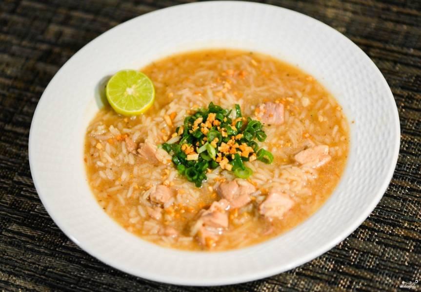 Оригинальный рецепт куриного супа